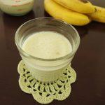 子供が喜ぶバナナミルクジュース!青汁パウダー&きな粉入りの簡単レシピをご紹介!