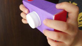 子供と簡単工作!幼児におススメ、手作りカメラ