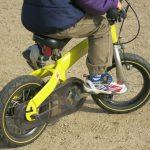 3歳の時、ストライダーではなく、へんしんバイクにした理由と1年半乗った感想