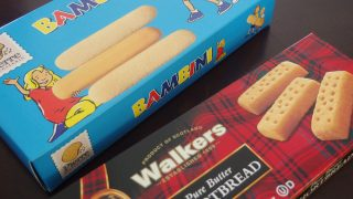 シンプル材料が嬉しい!子供と食べたい、我が家お気に入りの輸入菓子2選