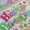 可愛くて便利!お誕生日の飾り付けは、ダイソーやセリアの100均グッズが大活躍!